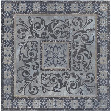 Бромли серый темный 40,2х40,2 Kerama Marazzi, напольный декор