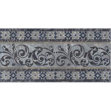 Бромли серый темный 19,6х40,2 Kerama Marazzi, напольный бордюр