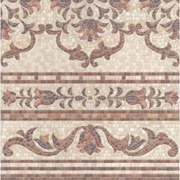 Пантеон ковер 40,2х40,2 Kerama Marazzi, напольный декор лаппатированный