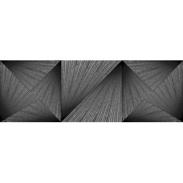 Delice Black  NewTrend 20х60 плитка настенная