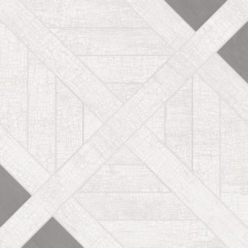 Creta Flori Blanco NewTrend 41х41, глазурованный керамогранит