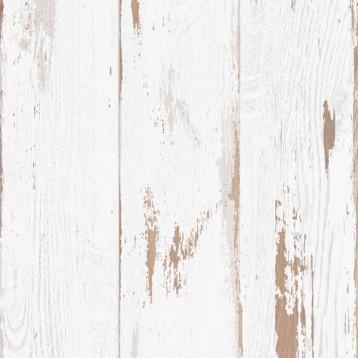 Montana Plank White NewTrend 41х41, глазурованный керамогранит