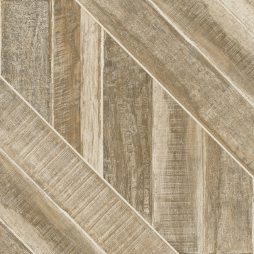Paintwood Brown NewTrend 41х41, глазурованный керамогранит
