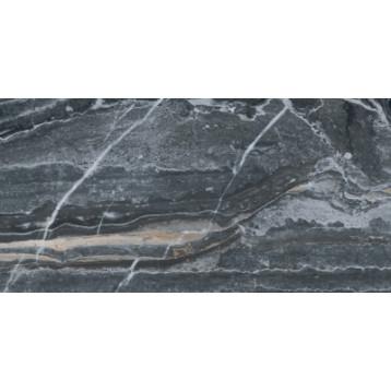 Bergamo Антрацит 7ЛПР vitra 30х60, глазурованный керамогранит