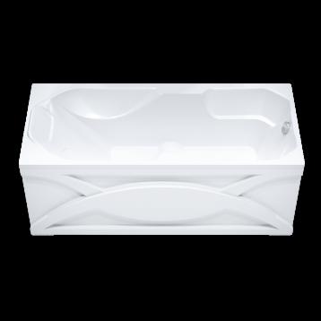 Диана 170х75 Тритон, белая прямоугольная акриловая ванна