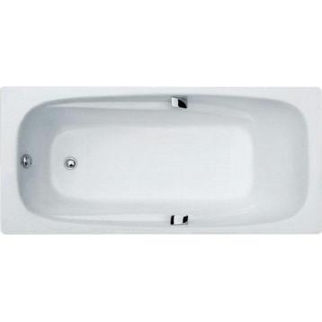 Art 180х85х42 Goldman ванная чугунная с ручками