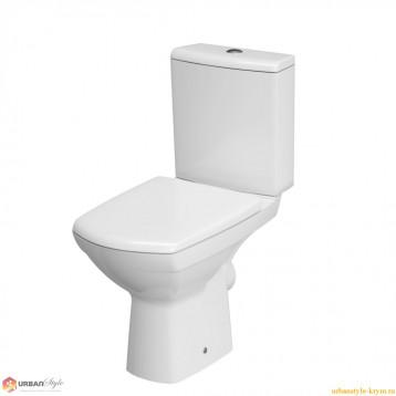 CARINA NEW CLEAN ON 011 3/5,кр.дюр.Lift,easy-off, белый, Компакт