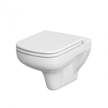 COLOUR CLEAN ON с кр. дюроп., lifting, easy-off, белый, унитаз подвесной