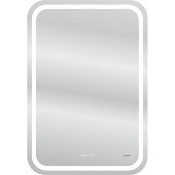 LED 050 pro 55*80 Cersanit, зеркало с подсветкой, антизапотевание, смена цвета холод/тепло
