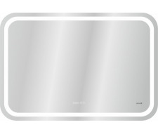 LED 050 pro 80*55 Cersanit, зеркало с подсветкой, антизапотевание, смена цвета холод/тепло