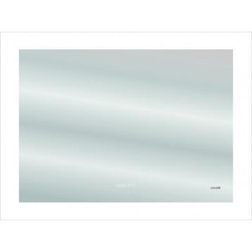 LED 060 pro 80*60 Cersanit, зеркало с подсветкой, антизапотевание, часы