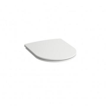 PRO сиденье микролифт с крышкой slim, бел, для унитазов 8.2095.6, 8.2096.5, 8.2096,6, 8.2096.4