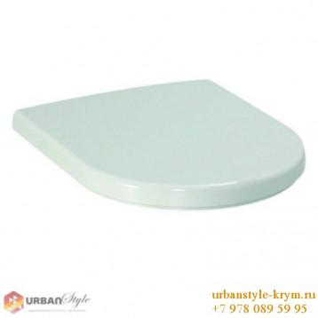 PRO сиденье микролифт с крышкой, бел для rimless, напольного и подвесного