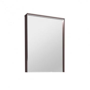 Стоун 60 Акватон, зеркальный шкаф, грецкий орех