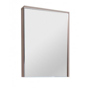 Стоун 60 Акватон, зеркальный шкаф, сосна Арлингтон
