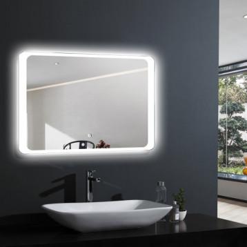 Barcelona Anti Steam 100x70 Gair зеркало с подсветкой