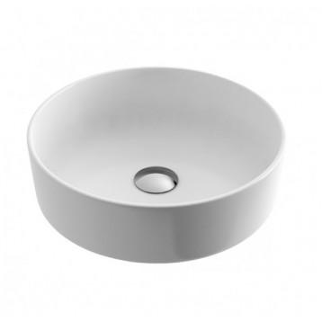 Shell-0218 раковина накладная круглая 41.5x41.5x13,5