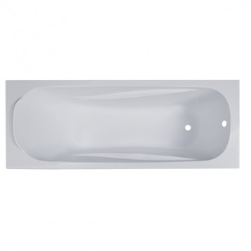 Fiesta 150х70 Volle, белая прямоугольная акриловая ванна