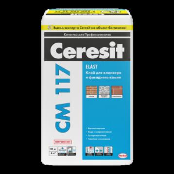 Ceresit СМ 117. Клей для керамической плитки и для керамогранита