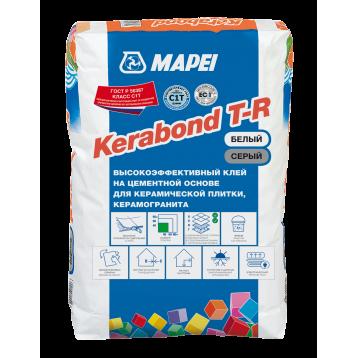 KERABOND T-R, клей серый на цементной основе для керамической плитки и керамогранита